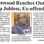 Fleetwood Reaches Out to Help Jobless, Ex-offenders